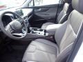 Hyundai Santa Fe SEL AWD Quartz White photo #9