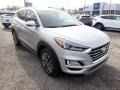 Hyundai Tucson Limited AWD Stellar Silver photo #3