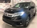 Honda Pilot Elite AWD Crystal Black Pearl photo #3