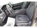 Toyota Camry SE Predawn Gray Mica photo #10