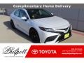 Toyota Camry XSE Wind Chill Pearl photo #1