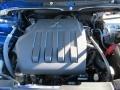 Mitsubishi Eclipse Cross ES S-AWC Octane Blue Metallic photo #6