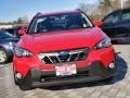 Subaru Crosstrek Premium Pure Red photo #3