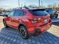 Subaru Crosstrek Premium Pure Red photo #5