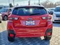 Subaru Crosstrek Premium Pure Red photo #6