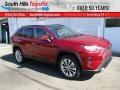 Toyota RAV4 Limited AWD Ruby Flare Pearl photo #1