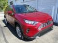 Toyota RAV4 Limited AWD Ruby Flare Pearl photo #9