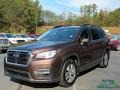 Subaru Ascent Premium Cinnamon Brown Pearl photo #1