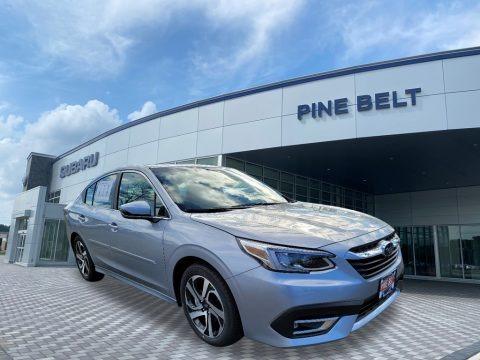 Ice Silver Metallic 2021 Subaru Legacy Limited