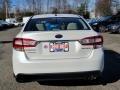 Subaru Impreza Sedan Crystal White Pearl photo #7