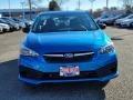 Subaru Impreza Sedan Ocean Blue Pearl photo #3