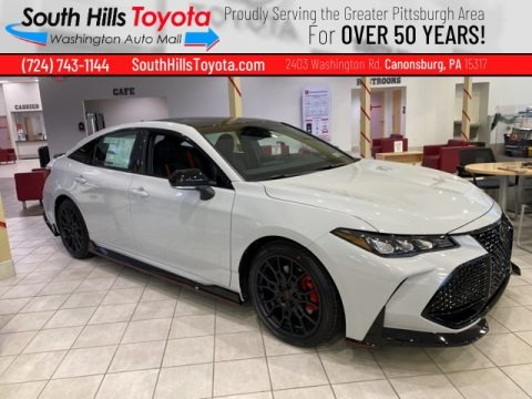Wind Chill Pearl 2021 Toyota Avalon TRD