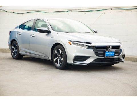 Lunar Silver Metallic 2021 Honda Insight EX