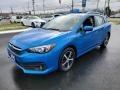 Subaru Impreza Premium 5-Door Ocean Blue Pearl photo #15