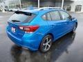 Subaru Impreza Premium 5-Door Ocean Blue Pearl photo #19