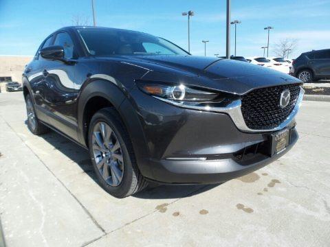 Machine Gray Metallic 2020 Mazda CX-30 Preferred AWD