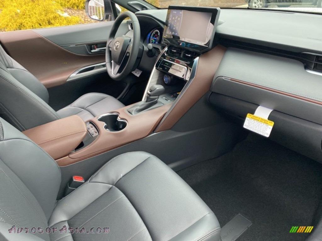 2021 Venza Hybrid XLE AWD - Blizzard White Pearl / Black photo #10