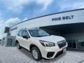 Subaru Forester 2.5i Crystal White Pearl photo #1