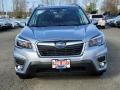 Subaru Forester 2.5i Limited Ice Silver Metallic photo #3
