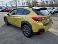 Subaru Crosstrek Sport Plasma Yellow Pearl photo #6