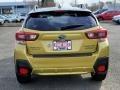 Subaru Crosstrek Sport Plasma Yellow Pearl photo #7