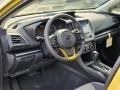 Subaru Crosstrek Sport Plasma Yellow Pearl photo #12
