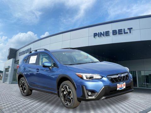 Horizon Blue Pearl 2021 Subaru Crosstrek Limited