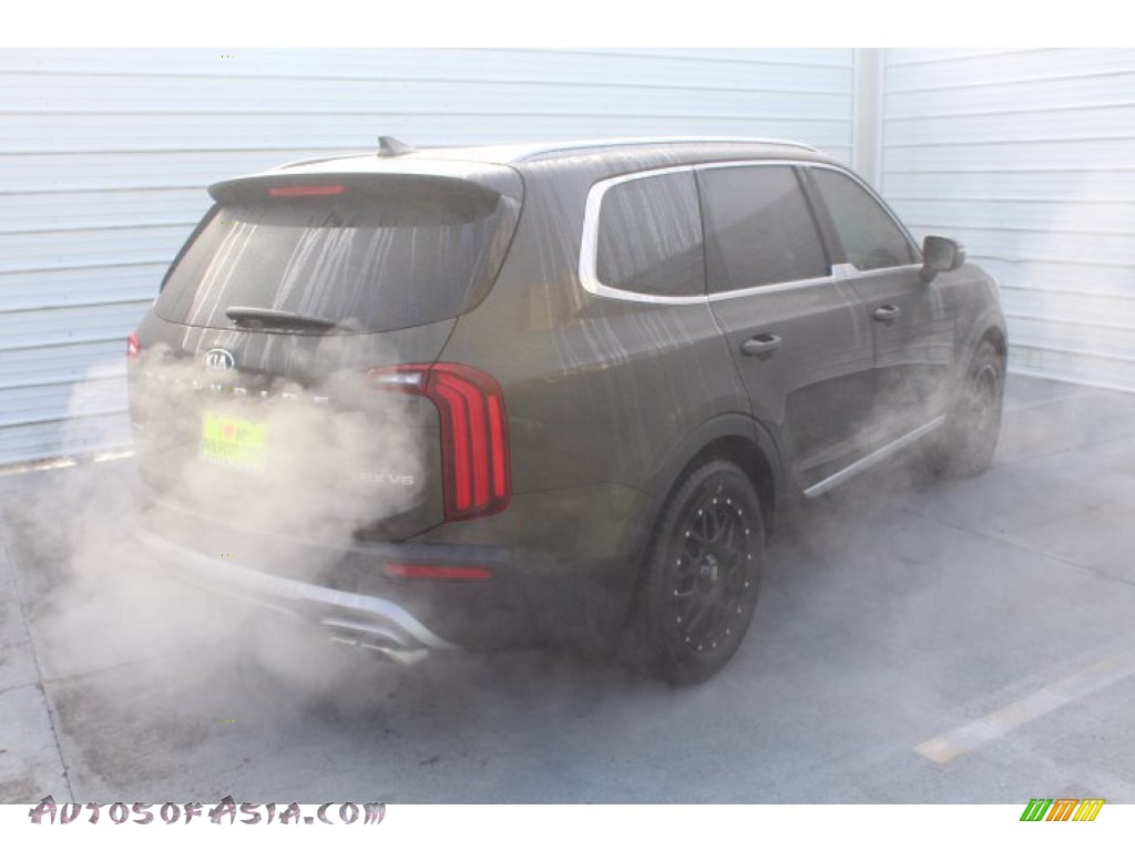 2020 Telluride EX AWD - Dark Moss / Black photo #10