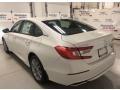 Honda Accord LX Platinum White Pearl photo #4