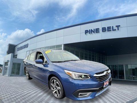 Abyss Blue Pearl 2020 Subaru Legacy Limited XT