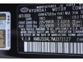Hyundai Tucson Limited Black Noir Pearl photo #25