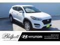 Hyundai Tucson Value White Cream photo #1