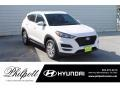 Hyundai Tucson Value White Cream photo #1