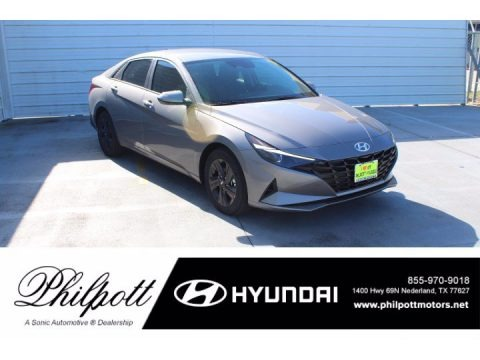 Fluid Metal 2021 Hyundai Elantra SEL