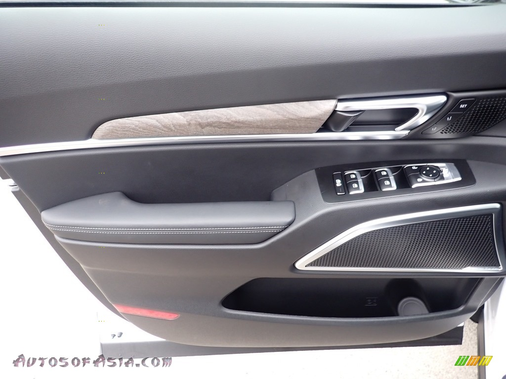 2021 Telluride SX AWD - Snow White Pearl / Black photo #14