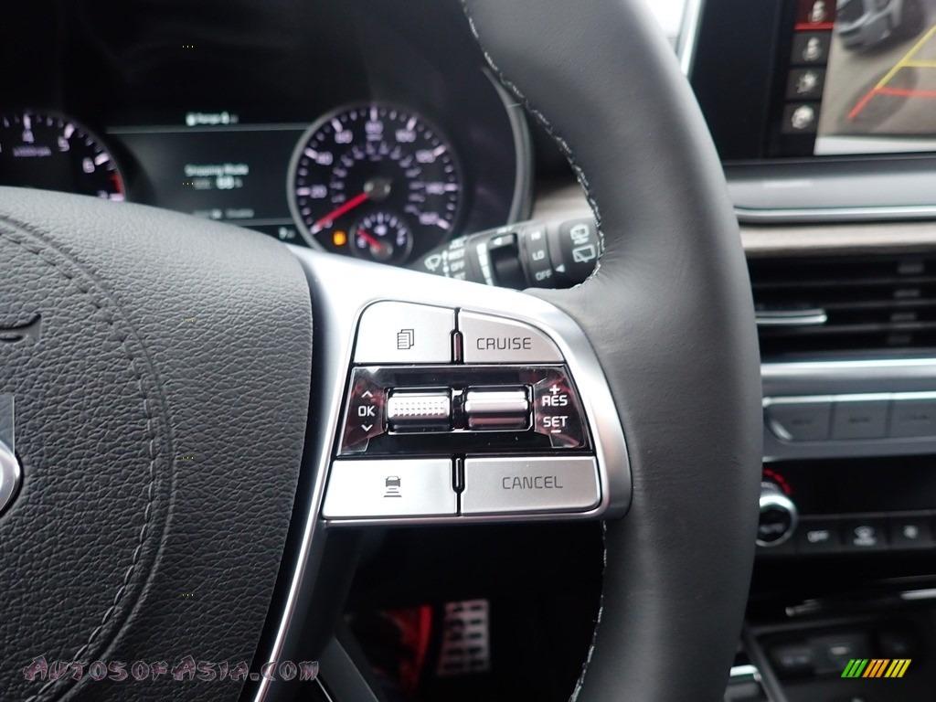 2021 Telluride SX AWD - Snow White Pearl / Black photo #18
