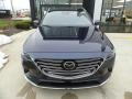Mazda CX-9 Grand Touring AWD Deep Crystal Blue Mica photo #1