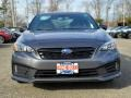 Subaru Impreza Sport Sedan Magnetite Gray Metallic photo #3