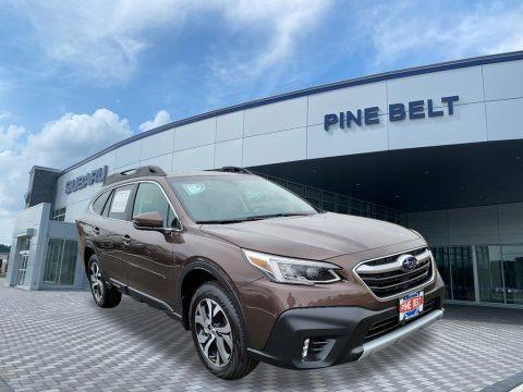 Cinnamon Brown Pearl 2021 Subaru Outback 2.5i Limited