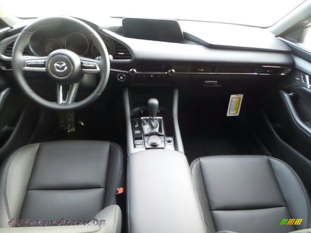 2021 Mazda3 Premium Plus Hatchback AWD - Polymetal Gray Metallic / Black photo #5