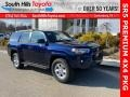 Toyota 4Runner SR5 Premium 4x4 Nautical Blue Metallic photo #1
