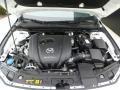 Mazda Mazda3 Select Sedan AWD Snowflake White Pearl Mica photo #10