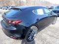 Mazda Mazda3 Preferred Hatchback AWD Jet Black Mica photo #2