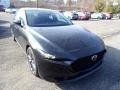 Mazda Mazda3 Preferred Hatchback AWD Jet Black Mica photo #3