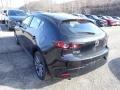 Mazda Mazda3 Preferred Hatchback AWD Jet Black Mica photo #6