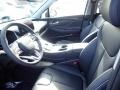 Hyundai Santa Fe SEL AWD Twilight Black photo #10
