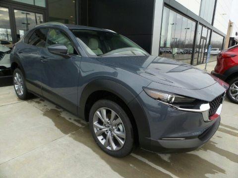 Polymetal Gray Metallic 2021 Mazda CX-30 Preferred AWD