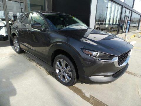 Machine Gray Metallic 2021 Mazda CX-30 Preferred AWD