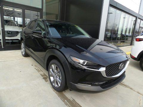 Jet Black Mica 2021 Mazda CX-30 Select AWD