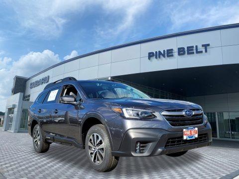 Magnetite Gray Metallic 2021 Subaru Outback 2.5i Premium